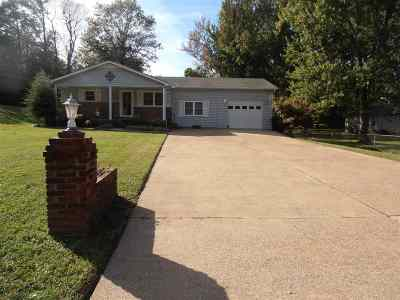 Newbern Single Family Home For Sale: 111 East Dr