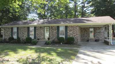 Milan Single Family Home For Sale: 3049 Arnold