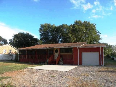 Dyer County Single Family Home For Sale: 601 Hamer