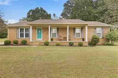 Madison County Single Family Home For Sale: 3130 Old Medina Rd