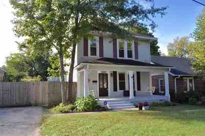 Madison County Single Family Home For Sale: 320 Walnut
