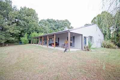 Crockett County Single Family Home For Sale: 186 Blue Bird
