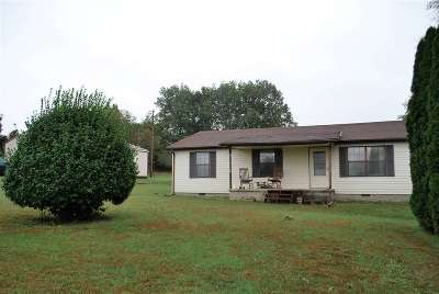 Gibson County Single Family Home For Sale: 15 Bob Taylor
