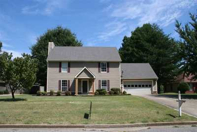 Dyer County Single Family Home For Sale: 240 Delta Pine Ave