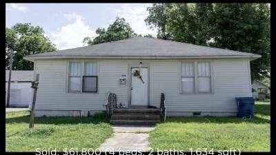 Trenton Multi Family Home For Sale: 109 S Church St