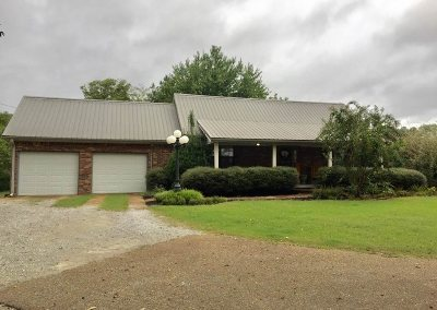 Crockett County Single Family Home For Sale: 382 Walnut Hill Road