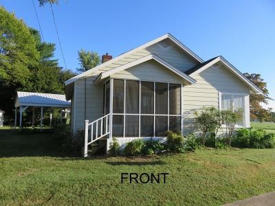 Gibson County Single Family Home For Sale: 3100 Middle Rd