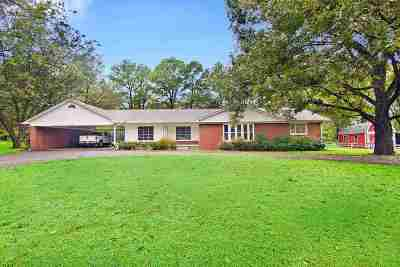 Crockett County Single Family Home For Sale: 195 Mill