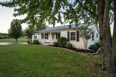 Gibson County Single Family Home For Sale: 4 Lonnie Holt