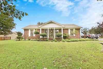 Crockett County Single Family Home For Sale: 278 Burrow