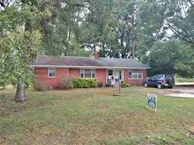 Gibson County Single Family Home For Sale: 273 Trenton Hwy