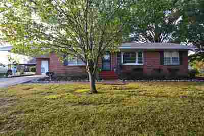 Obion County Single Family Home For Sale: 455 W College St