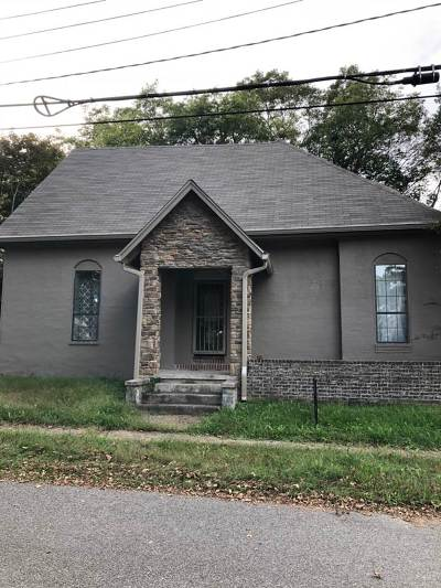 Newbern Single Family Home Backup Offers Accepted: 111 N Jackson St.
