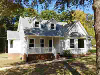 Carroll County Single Family Home For Sale: 660 Pilgrims Rest