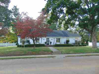Dyer County Single Family Home Backup Offers Accepted: 407 Tucker
