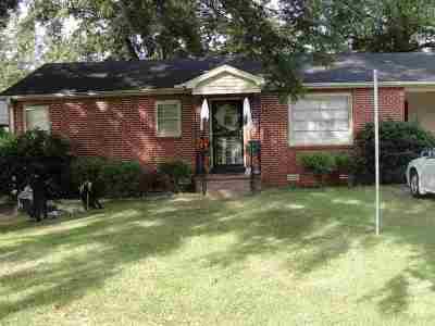 Bradford, Dyer, Gibson, Humbodlt, Humboldt, Huntingdon, Jackson, Kenton, Rutherford, Three Way, Windy City, Yorkville Single Family Home For Sale: 2417 Mullins