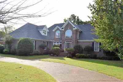 Jackon, Jackson, Jackson Tn, Jakcson Single Family Home For Sale: 70 Stonehenge