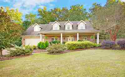 Jackon, Jackson, Jackson Tn, Jakcson Single Family Home For Sale: 150 Alta Vista
