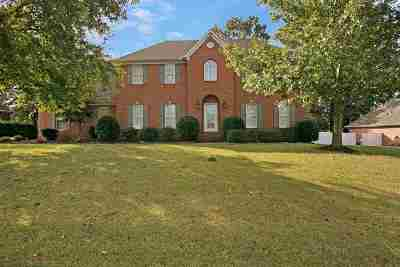 Jackon, Jackson, Jackson Tn, Jakcson Single Family Home For Sale: 18 Keswick