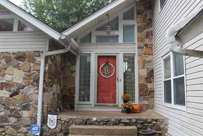 Crockett County Single Family Home Back On Market: 172 Honeysuckle