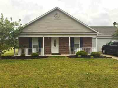 Henderson County Single Family Home For Sale: 81 Plantation