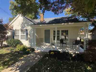 Dyersburg Single Family Home Backup Offers Accepted: 128 W Tickle St