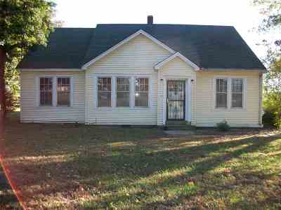 Newbern Single Family Home For Sale: 4675 Hwy. 77