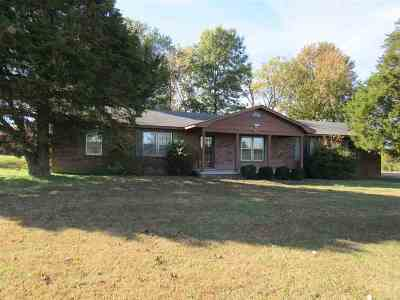 Newbern Single Family Home Backup Offers Accepted: 1857 Rose Rd