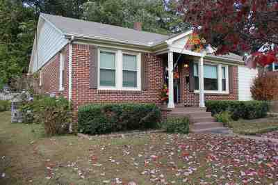 Dyersburg Single Family Home Backup Offers Accepted: 1223 Summers