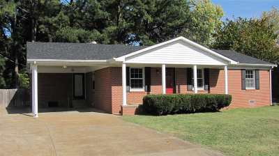 Haywood County Single Family Home For Sale: 932 Meadow