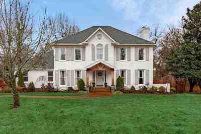 Jackon, Jackson, Jackson Tn, Jakcson Single Family Home For Sale: 8 Ridgefield