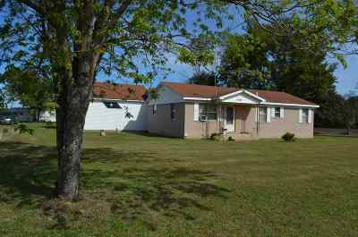 Haywood County Single Family Home For Sale: 2398 Bond Ferry Rd