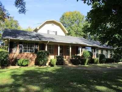 Dyersburg Single Family Home For Sale: 641 Anderson Rd