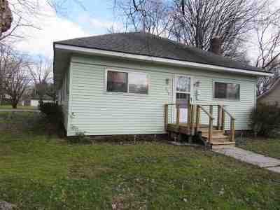 Dyersburg Single Family Home For Sale: 408 Broadway Ave