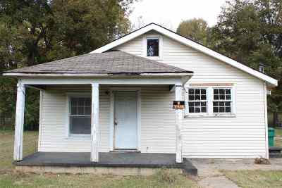 Gibson County Single Family Home For Sale: 3024 Ellis