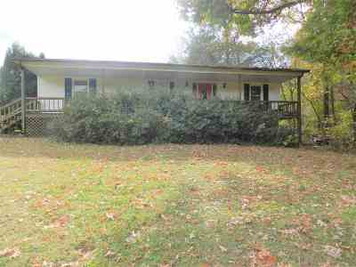 Trenton Single Family Home For Sale: 453 Concord Cades