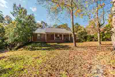 Henderson County Single Family Home For Sale: 4829 Bible Grove