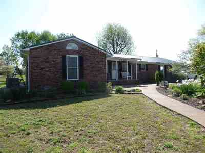 Crockett County Single Family Home For Sale: 4540 Highway 189