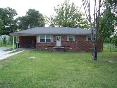 Dyersburg Single Family Home For Sale: 122 Vicki