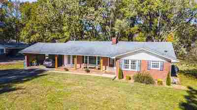 Carroll County Single Family Home For Sale: 156 Joy