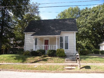 Dyer County Single Family Home Backup Offers Accepted: 411 Avery