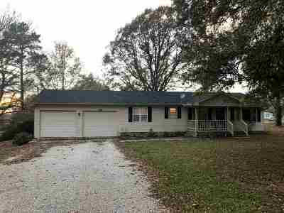 Henderson County Single Family Home For Sale: 1235 Exchange