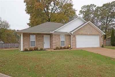 Gibson County Single Family Home For Sale: 157 Kensington
