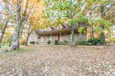 Henderson County Single Family Home For Sale: 100 Meadowlark