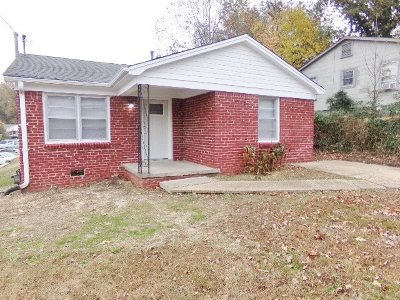 Dyersburg Single Family Home For Sale: 1422 Brayton
