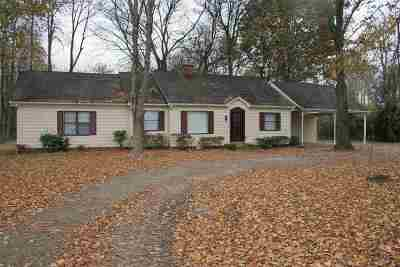 Dyer County Single Family Home For Sale: 4926 Highway 211