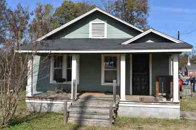 Dyer County Single Family Home For Sale: 1524 E Court