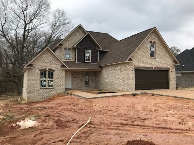 Gibson County Single Family Home For Sale: 25 Kennedie