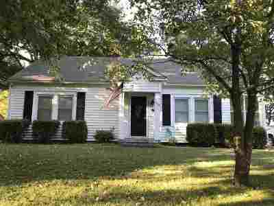 Dyer County Single Family Home Backup Offers Accepted: 506 E Main St