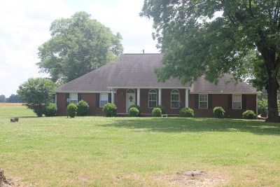 Trenton Single Family Home For Sale: 1079 Dyersburg